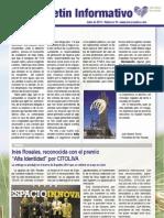 INÉS ROSALES - Boletín Informativo Nº 10