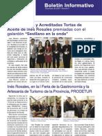 INÉS ROSALES - Boletín Informativo Nº 4