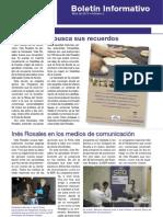 INÉS ROSALES - Boletín Informativo nº 5