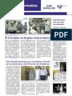 INÉS ROSALES - Boletín Informativo Nº 7