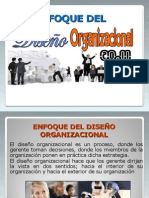 Enfoque Del Diseo Organizacional!!!