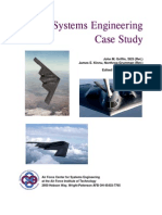 B-2 Systems Engineering Case Studies
