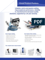 Excel Product Portfolio Flyer Aug10