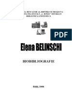 Elena Belinschi