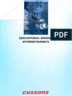 Educational Marine Hydrodynamics