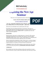 Exposing the New Age Seminar
