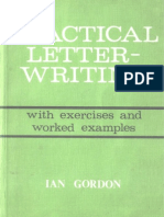 Practical Letter Writing