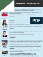 Bpl Newsletter September 2011