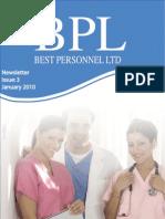 Bpl Newsletter 2010