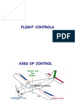 Flight Control Systems and Surcafes