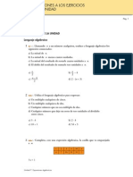 U07 Expresiones algebraicas