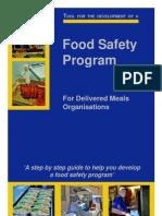 Tool Dev Food Safety Program