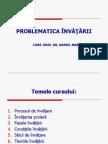 1 Problem Invatarii