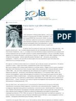 Marco Respinti, «Franco Cardini e gli Usa di Wikipedia», in «la Bussola Quotidiana», Milano 26-10-2011