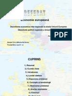 Obiectivele Politicii Regionale a Uniunii Europene