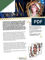 Fran Isherwood Press Sheet