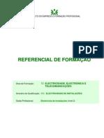 Programa Electricista de Instalações