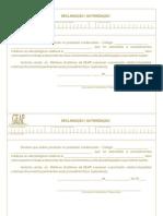 TISS - GEAP - Documento Para Assinatura de Beneficiarios
