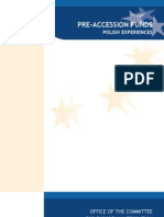 Pre-Accesion Funds Polish Experiences-publikacja