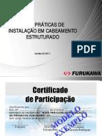 Treinamento Boas Práticas de Instalação - rev02-2011
