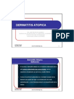 Diapositivas Dermatitis Atópica (Texto)