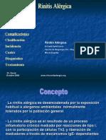 RINITIS_ALERGICA_2006 (Con Todas Las Diapositivas