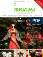Esher Christmas Gazette 2011