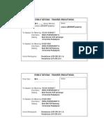 Format Setoran-transfer ran