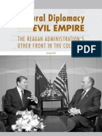 Cultural Diplomacy With Evil Empire - Prologue Summer 2011