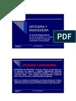 Diapositivas Urticaria y Angioedema (24-11)