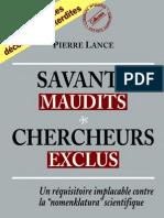 TÉLÉCHARGER SAVANTS MAUDITS CHERCHEURS EXCLUS GRATUIT