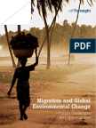 Migration and global environmental change