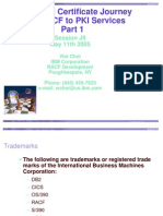 r05 Racf Digital Certificate