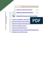 Tabla de Procesamiento Proy Agua - 2008
