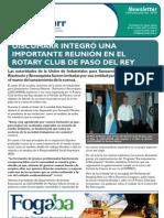 Newsletter nº10 UISCUMARR
