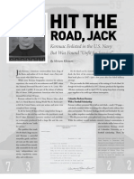 Hit the Road Jack - Prologue Fall 2011