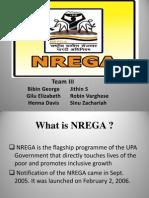 Ppt Nrega Team III