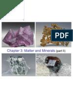 Minerals II Jh