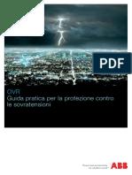 ABB - Guida Pratica Per La Protezione Contro Le Sovratensioni_STAMPATO