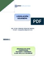 Legislación Aduanera