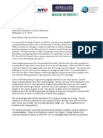 Fran Smith - Ag Coalition Letter to Joint Select Committee