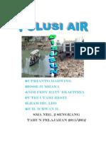 Makalah Polusi Air (2)