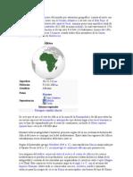 Africa, Varios, Mitos