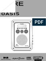Oasis English Owners Manual - 966KB PDF