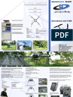 Micro Drone Flyer MD4-200