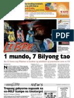 Today's Libre 10272011