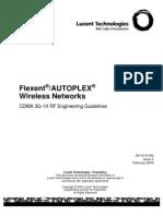 3G RF Engineering Guidelines