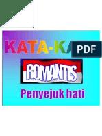 Kata-2 Mutiara
