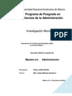 Importancia de la Gestión para Resultados (GpR) en el Sector Público Raúl López Reyes Investigación Monografica México