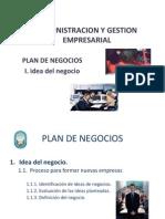 Plan de Negocios- i